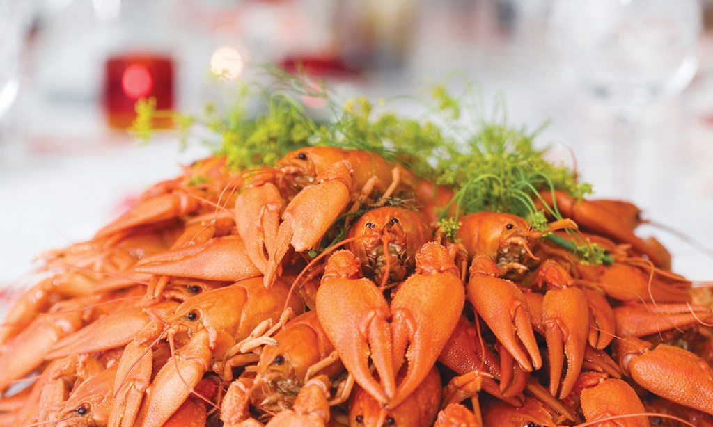 Product image for The Juicy Crawfish $15 For $30 Worth Of Casual Dining