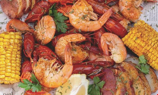 Product image for Hook's Seafood Kitchen $15 For $30 Worth Of Seafood Dining & More