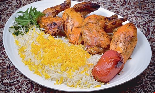 Product image for Persian Kabob Land $15 For $30 Worth Of Mediterranean Cuisine