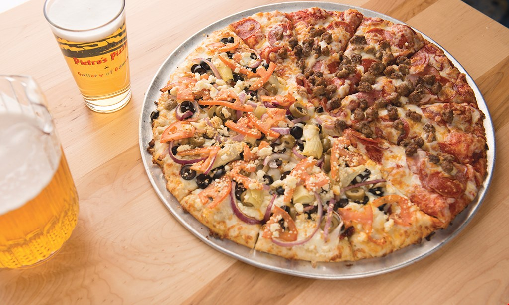 Product image for Pietro's Pizza $10 For $20 Worth Of Casual Dining