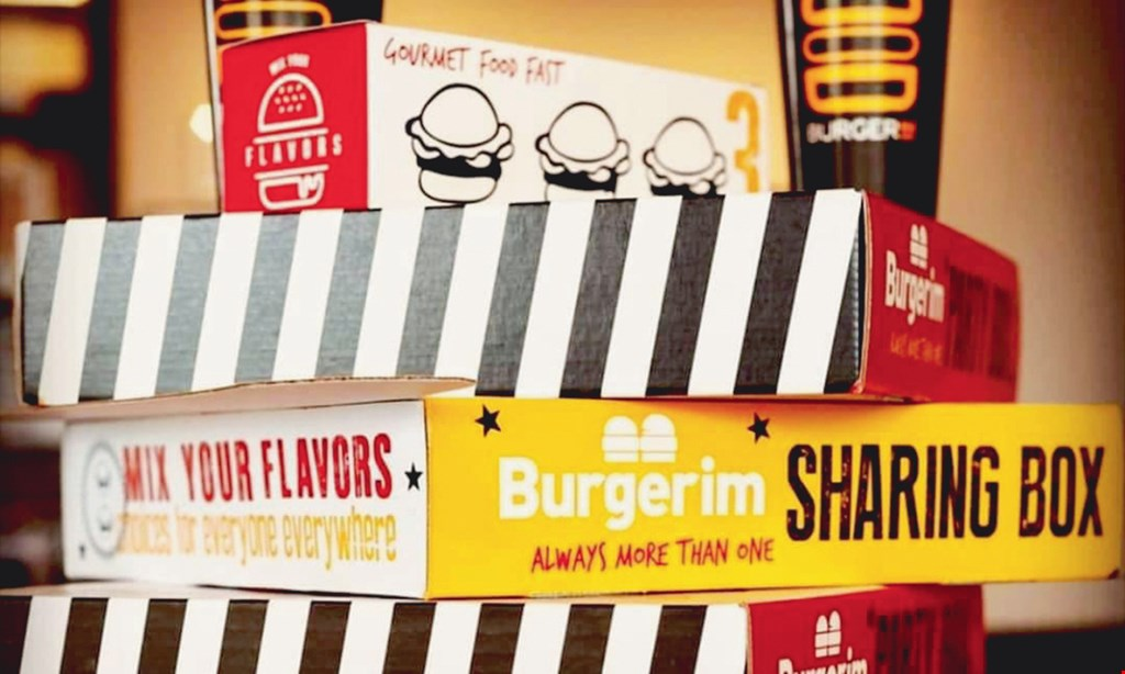 Product image for BurgerIM - Cranford $10 For $20 Worth Of Casual Dining