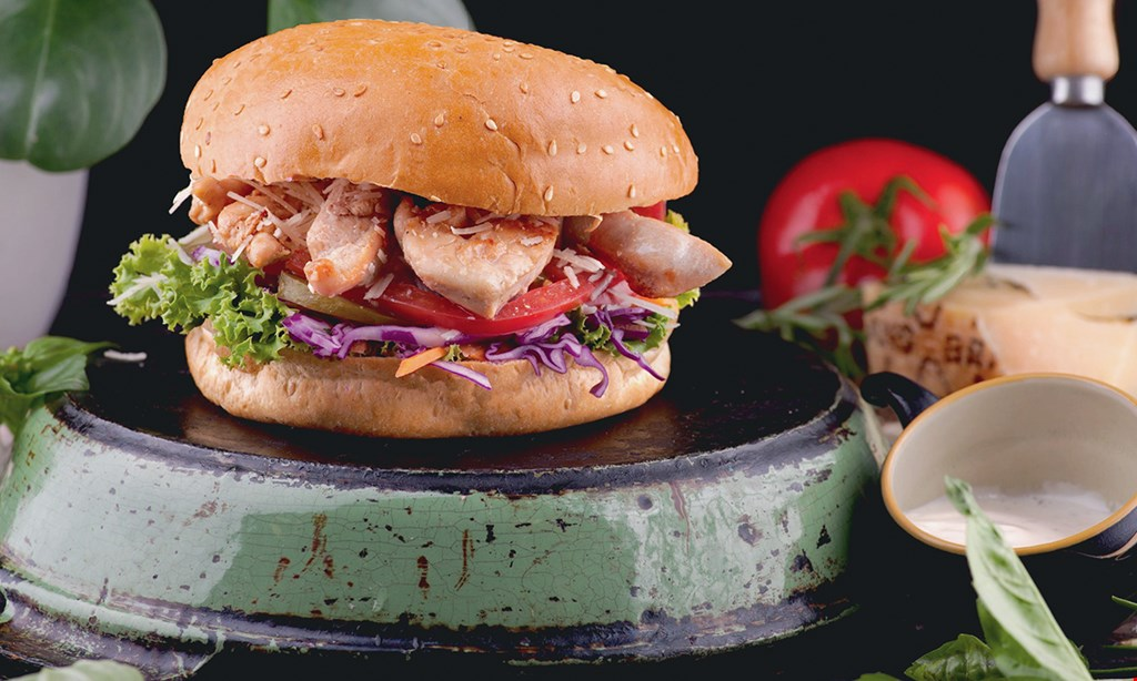 Product image for Sliced Burger $10 For $20 Worth Of Casual Dining