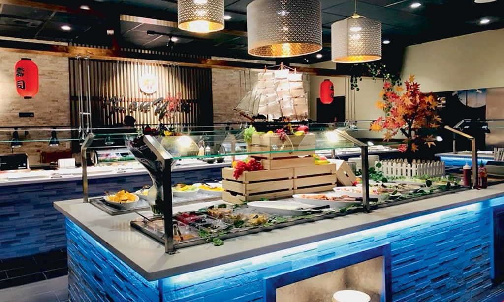 Product image for Kouyou Buffet $15 For $30 Worth Of Casual Dining