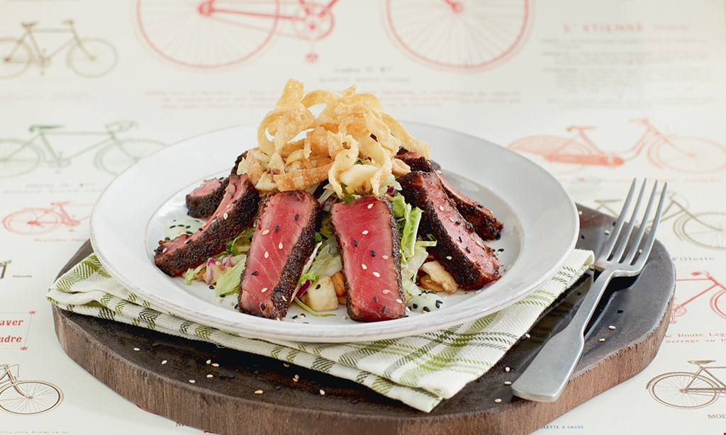 Product image for Houlihan's - Ramsey $15 For $30 Worth Of Casual Dining   (Also Valid On Take-Out W/Min. Purchase $45)