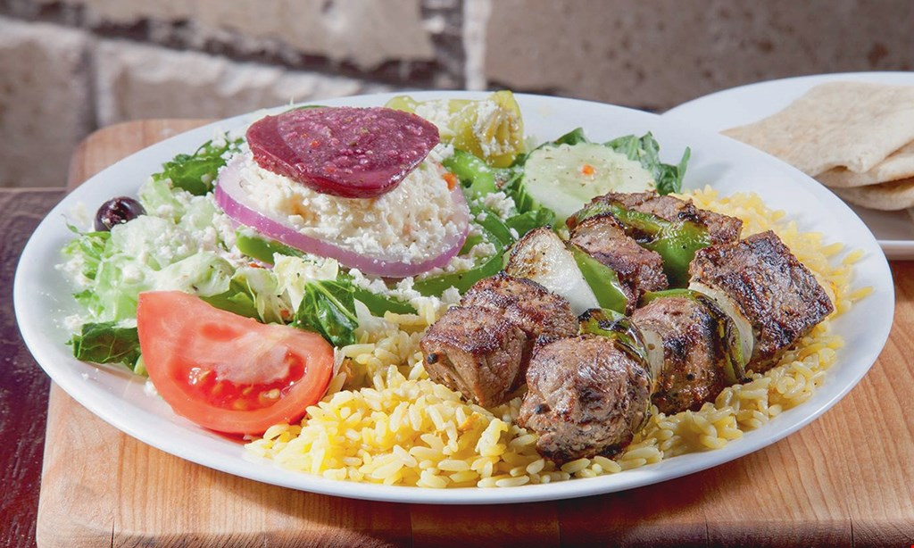 Product image for Little Greek Fresh Grill The Loop $10 For $20 Worth Of Casual Dining