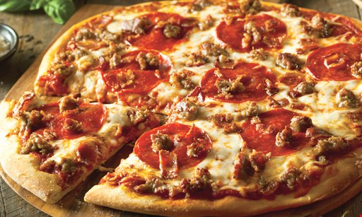 Product image for Original Italian Pizza Delivery $10 for $20 worth of Pizza & Drinks Delivered to Your Home