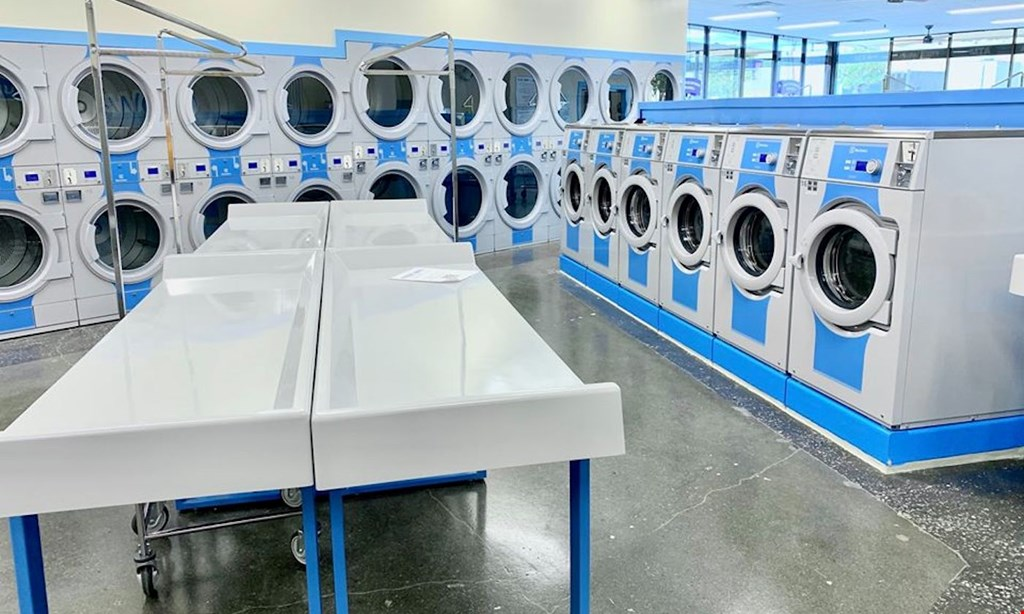 Product image for WaveMax Laundry $12.50 for $25.00 worth of Laundry Services
