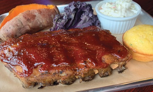Product image for Gelsosomo's Pizzeria & Pub Featuring Smokey Row BBQ $15 For $30 Worth Of Casual Dining