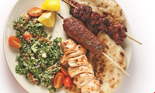 Product image for Maan's Mediterranean Grill $10 For $20 Worth Of Mediterranean Cuisine