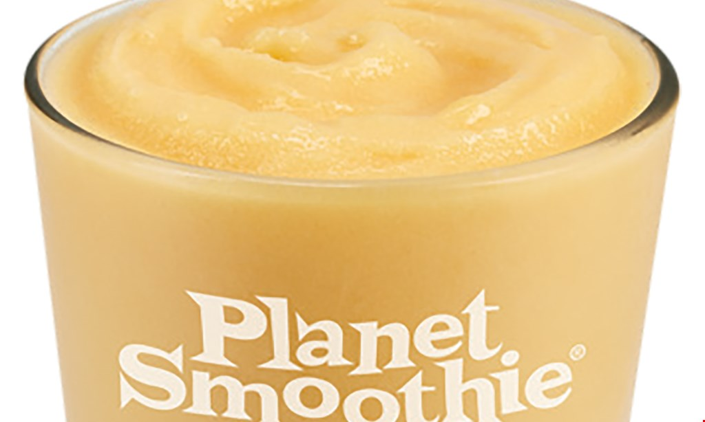 Product image for Planet Smoothie $10 For $20 Worth Of Smoothies & More