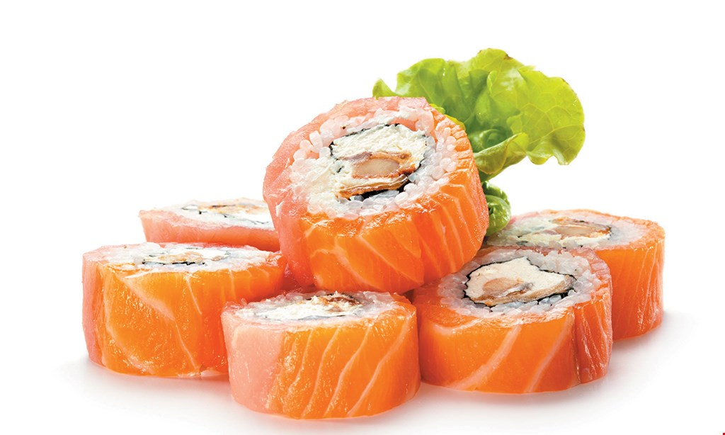 Product image for AJ's Sushi & Cajun Seafood $15 For $30 Worth Of Seafood & More