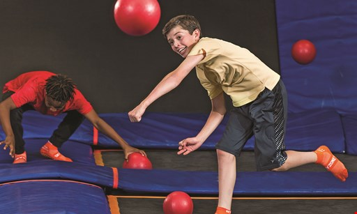 Product image for Sky Zone $21 For A 90-Minute Jump For 2 (Reg. $42)