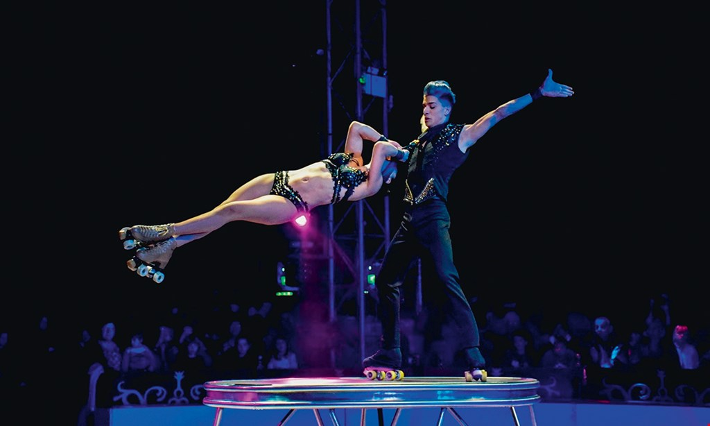 Product image for Circus Vargas - Westfield Mission Valley $18.50 For 1 General Admission Ticket (Reg. $37)