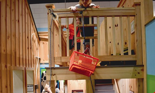 Product image for Hands-on House $10 For 1 Adult & 1 Child Admission (Reg. $21.50)
