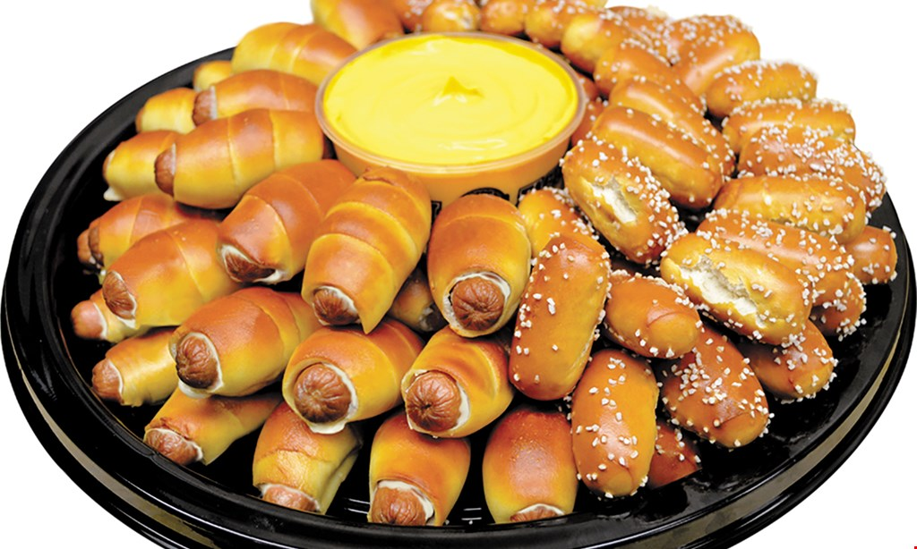 Product image for Philly Pretzel Factory $10 For $20 Worth Of Bakery Items