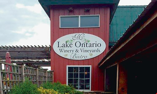 Product image for Lake Ontario Winery & Vineyards $15 For $30 Worth Of Casual Dining & More