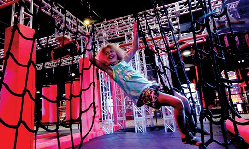 Product image for Adventure Action Park $28 for Two All Access 2-Hour Jump Passes ($56 value)