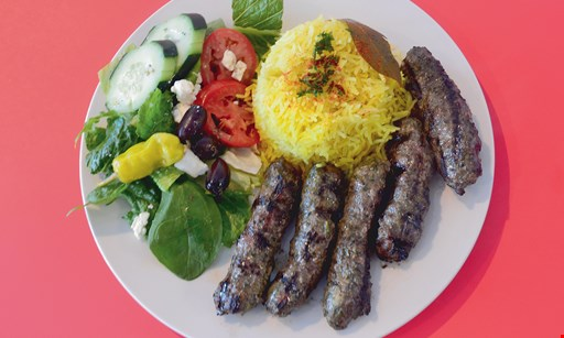 Product image for Sinbad Mediterranean Grill $10 For $20 Worth Of Mediterranean Cuisine