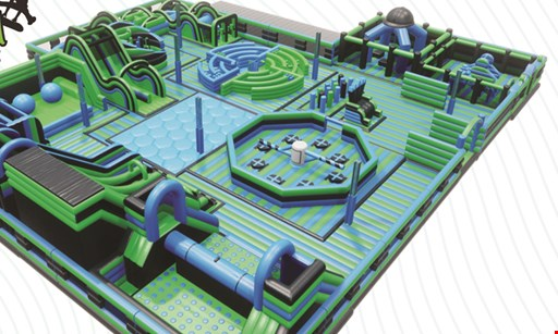 Product image for Off The Wall Fun Center $28.95 For A Trilogy Package For 2 (Reg. $57.90)
