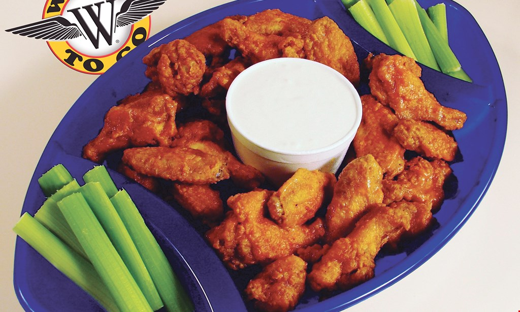 Product image for Wings To Go - New Castle $10 For $20 Worth Of Casual Dining