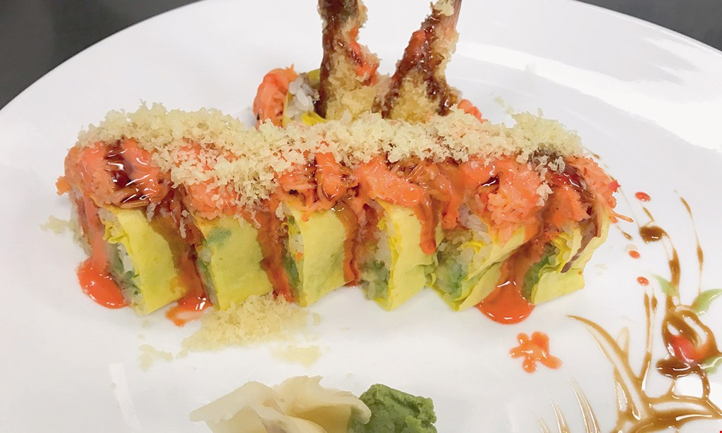 Product image for Samurai $15 For $30 Worth Of Japanese Cuisine