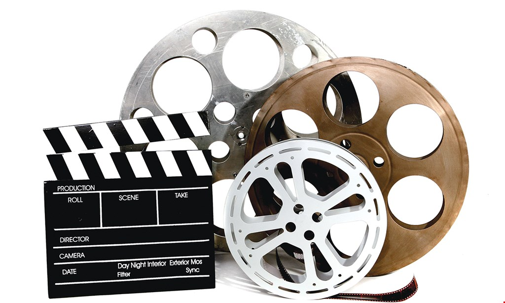 Product image for The Madison Theatre $21 For Movie Admission For 2 People & $20 Toward Dinner At The Theatre (Reg. $42)