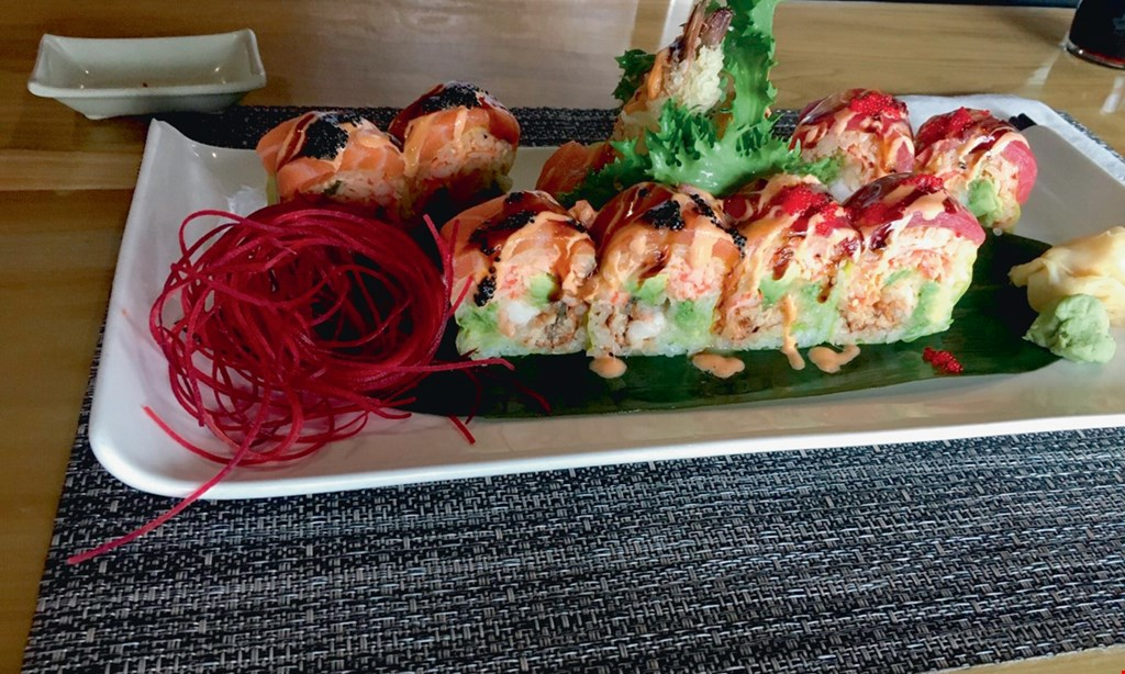 Product image for Masa Sushi Hibachi Steakhouse And Seafood $15 For $30 Worth Of Casual Dining
