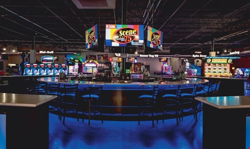 Product image for Scene75 $20 For An Arcade & Attractions Game Card (Reg. $40)