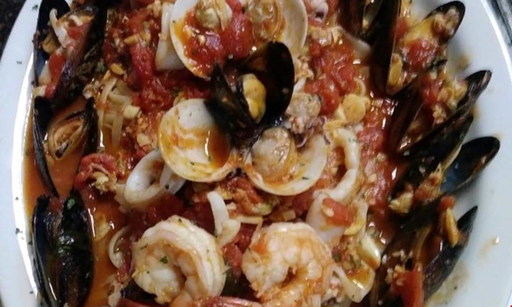 Product image for Ferrara Pizza & Pasta $20 Worth of Casual Italian Dining for $10