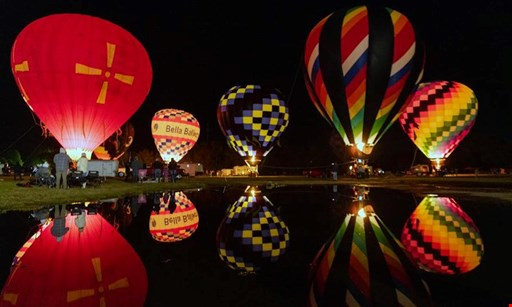 Product image for Augusta Hot Air Balloon Festival - Exchange Club Fairgrounds $30 for a Family Pack Admission to the Augusta Hot Air Balloon Festival (2 Adults & 2 Children) ($60 value)