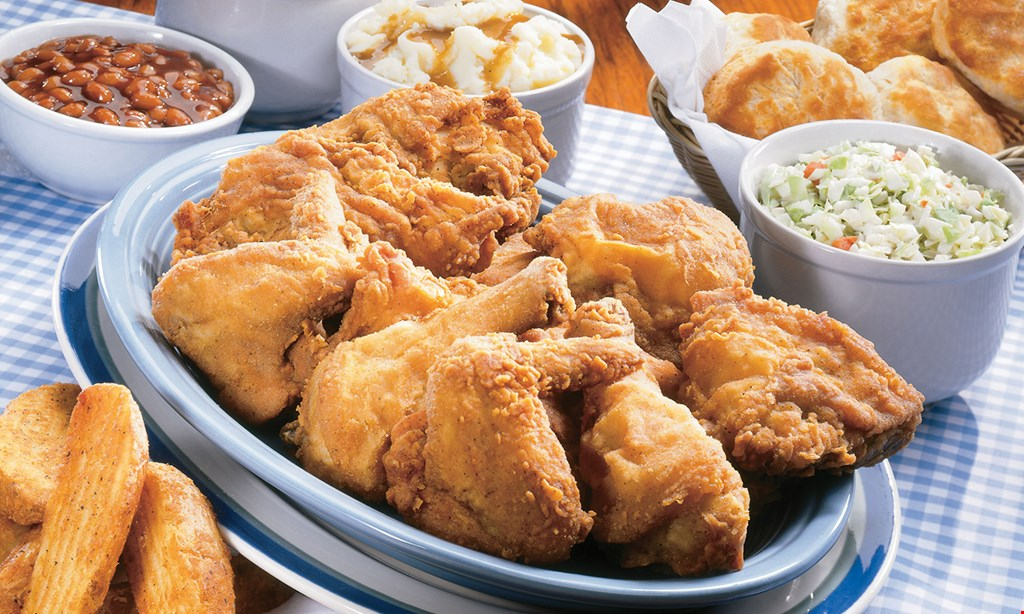 Product image for Lee's Famous Recipe Chicken $10 For $20 Worth Of Casual Dining