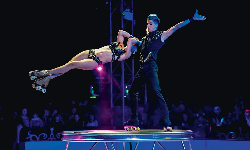 Product image for Circus Vargas - National City $18.50 1 General Admission Arena Ticket Valid March 13-March 23, 2020 (Reg. $37)
