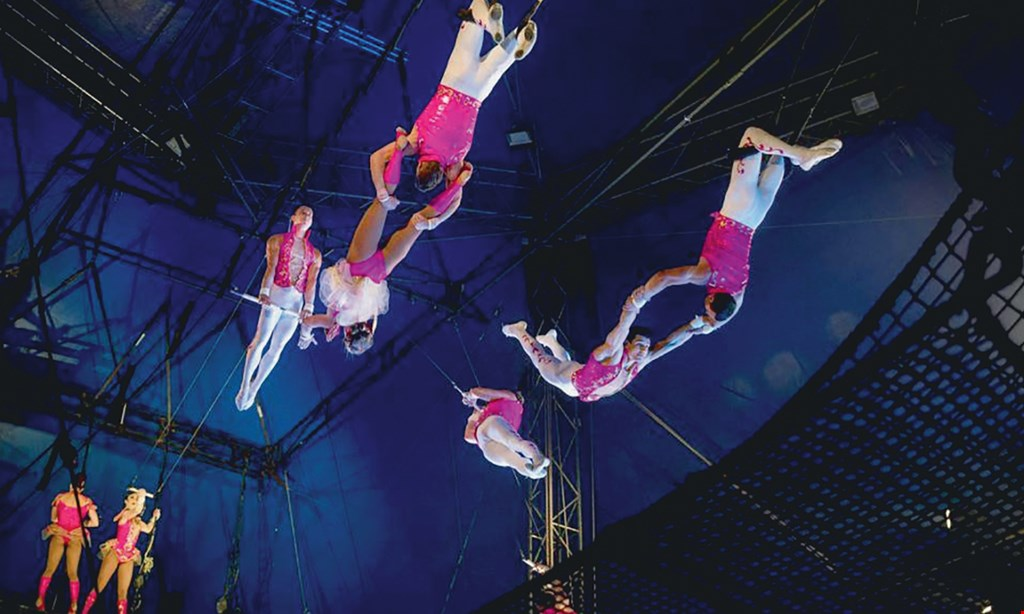 Product image for Circus Vargas - Escondido $18.50 For 1 General Admission Ticket Valid March 27-April 6, 2020(Reg. $37)