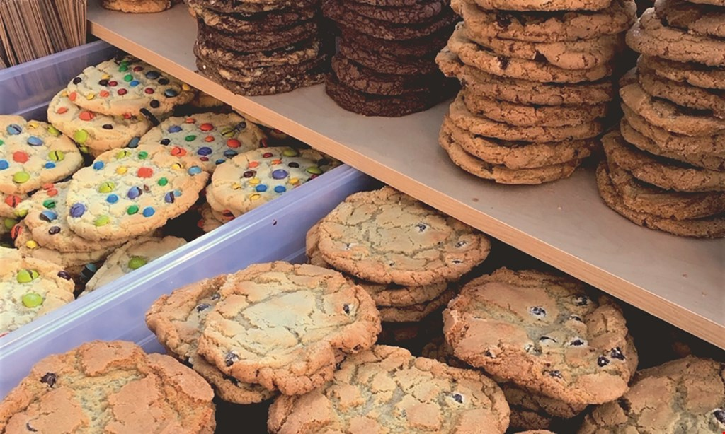 Product image for Good L'Oven Cookie Shop $10 For $20 Worth Of Bakery Items
