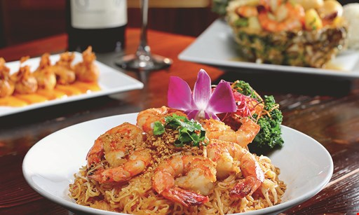 Product image for Thai Thai Bistro $15 For $30 Worth Of Thai Cuisine (Also Valid On Take-Out W/Min. Purchase $45)