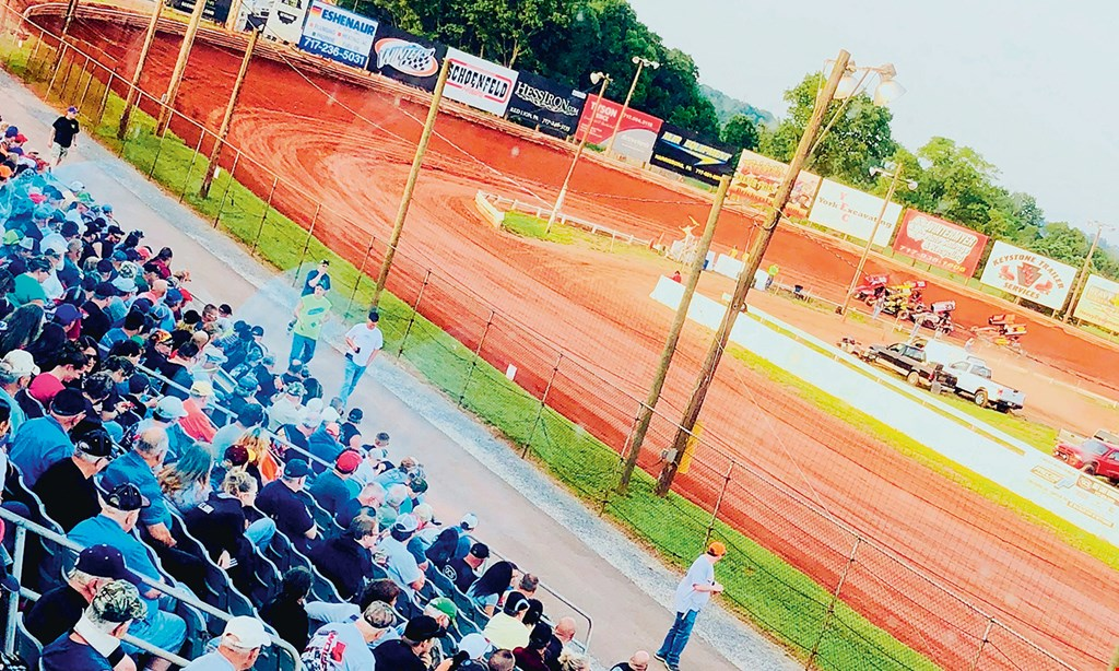 Product image for BAPS Motor Speedway $15 For 2 Adult General Admission Tickets For 2021 Season (Reg. $30)