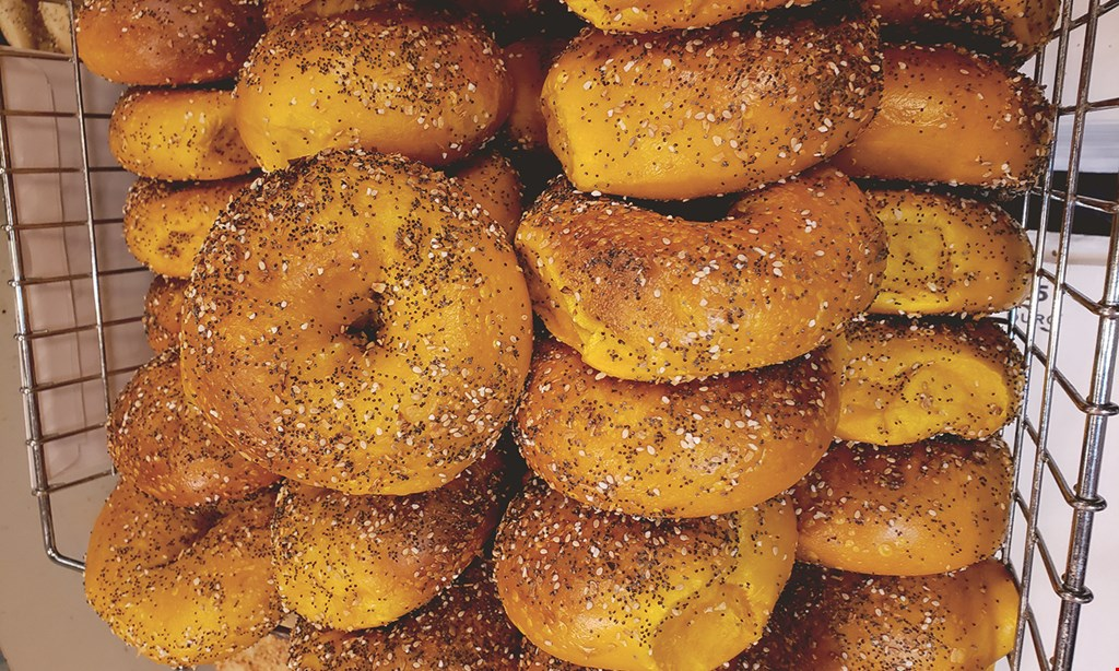 Product image for Bagels N' Cream $10 For $20 Worth Of Bakery Items