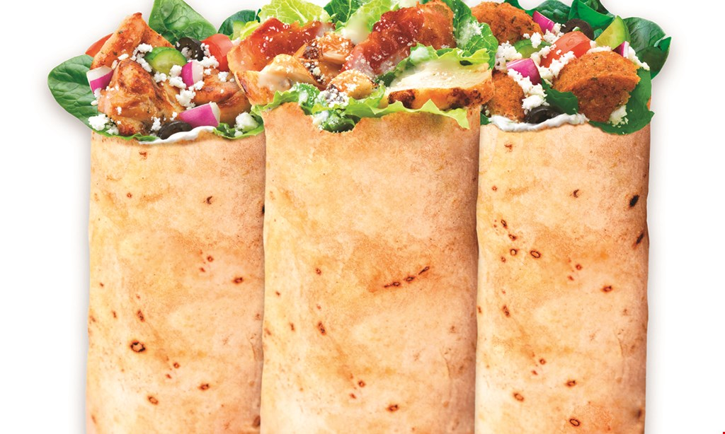 Product image for Pita Pit - Hauppauge $10 For $20 Worth Of Casual Dining