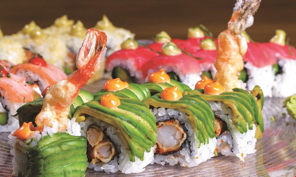 Product image for Yokohama $15 For $30 Worth Of Japanese Cuisine