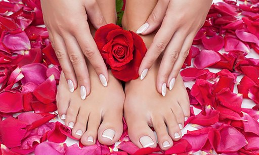 Product image for Pink Pinky Nail & Spa $50 For $100 Toward Any Salon Service