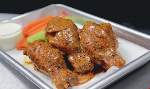 Product image for Wings Republic $10 For $20 Worth Of Casual Dining
