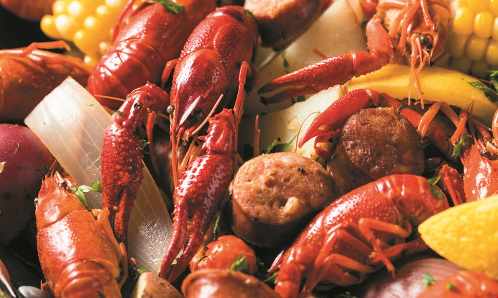 Product image for Aloha Crab $15 For $30 Worth Of Seafood Dining & More