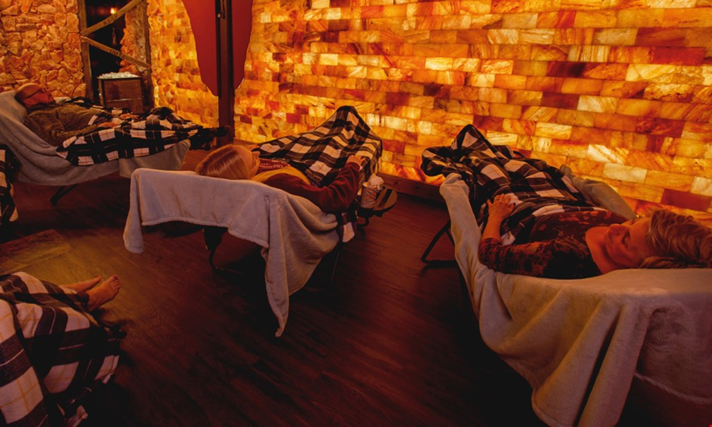 Product image for Adirondack Salt Cave $20 For 45-Minutes Of Halotherapy (Reg. $40)