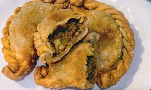 Product image for Empanadas Latin Street Food $10 For $20 Worth Of Casual Dining
