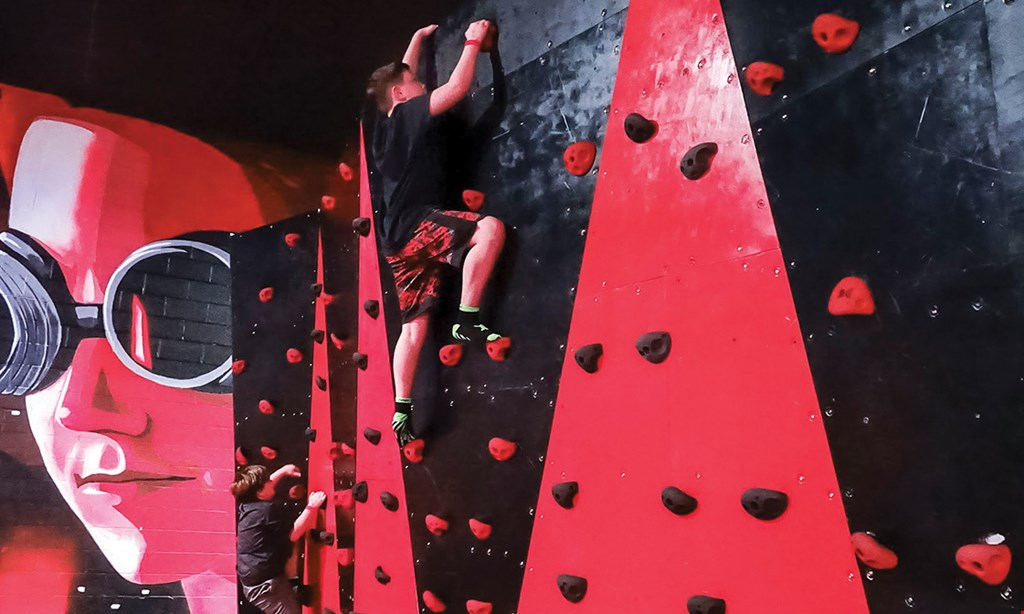 Product image for Adventure Air Sports Kennesaw $28 for $56 worth of family fun Two All Access 2-Hour Jump Passes