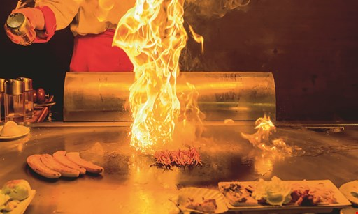 Product image for Sake Japanese Steakhouse, Sushi & Bar $20 For $40 Worth Of Japanese Hibachi & Sushi