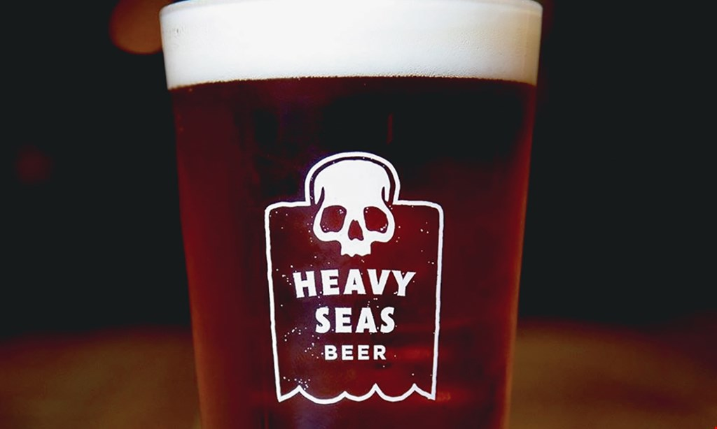 Product image for Heavy Seas Beer $10.73 For A Beer Flight For 2 People & A Souvenir Pint Glass (Reg. $21.47)