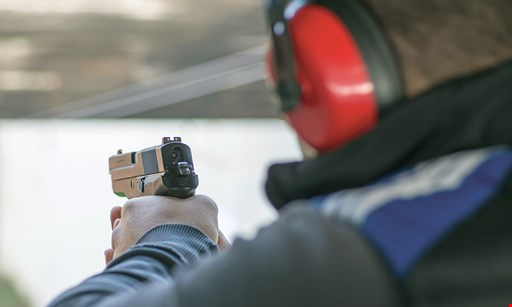 Product image for 911 Rapid Response $15 For 1 Hour Of Range Time For 2 (Reg. $30)