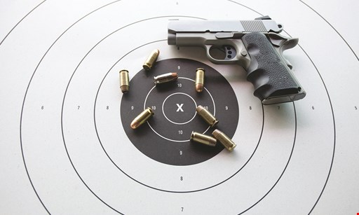 Product image for Homeland Outfitters $15 For 1 Hour Of Range Time For 2 (Reg. $30)