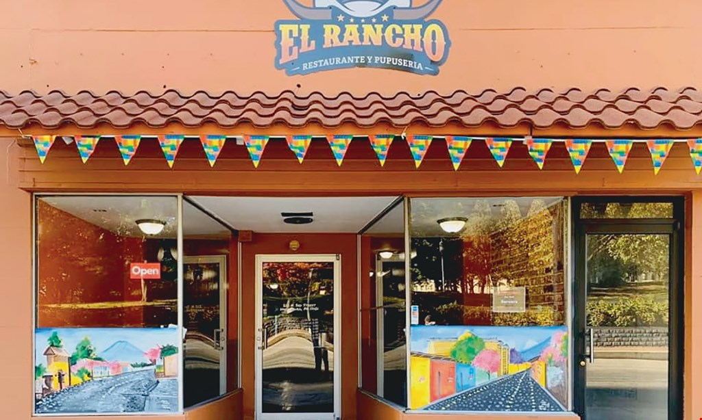 Product image for El Rancho Restaurante Y Pupuseria $10 For $20 Worth Of Casual Dining